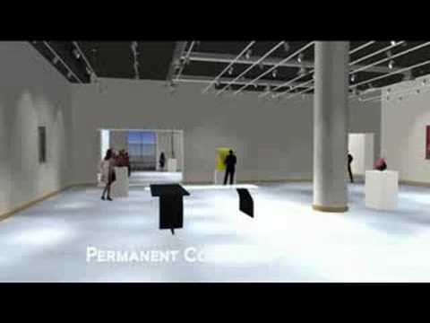 Virtual Tour of The Mint Museum Expansion