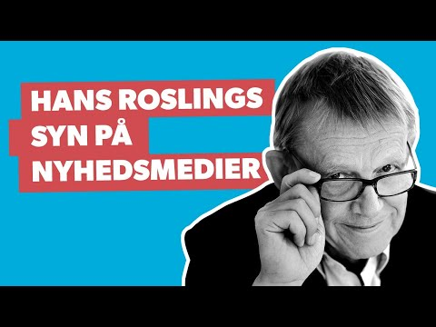 Hans Rosling: Don't use news media to understand the world (english subtitles)
