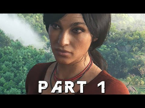 UNCHARTED THE LOST LEGACY Walkthrough Gameplay Part 1 - Chloe (PS4 Pro)