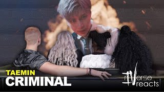 rIVerse Reacts: Criminal by Taemin - M/V Reaction