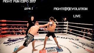 L!VE FIGHT FAN EXPO 2017 19.04.2017 (Moscow, Sokolniki)