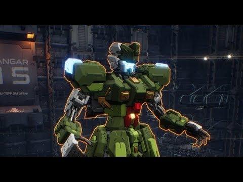 GM Striker  Gameplay  - M.A.S.S Builder