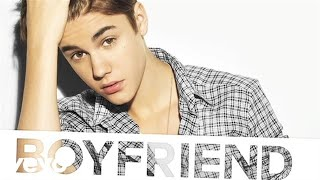 Justin Bieber - Boyfriend (Official Audio)