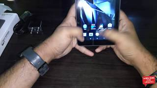 Micromax Canvas Tablet P290 Unboxing and Review
