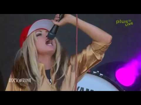 The Ting Tings - That's Not My Name LIVE @ Rock am Ring 2012