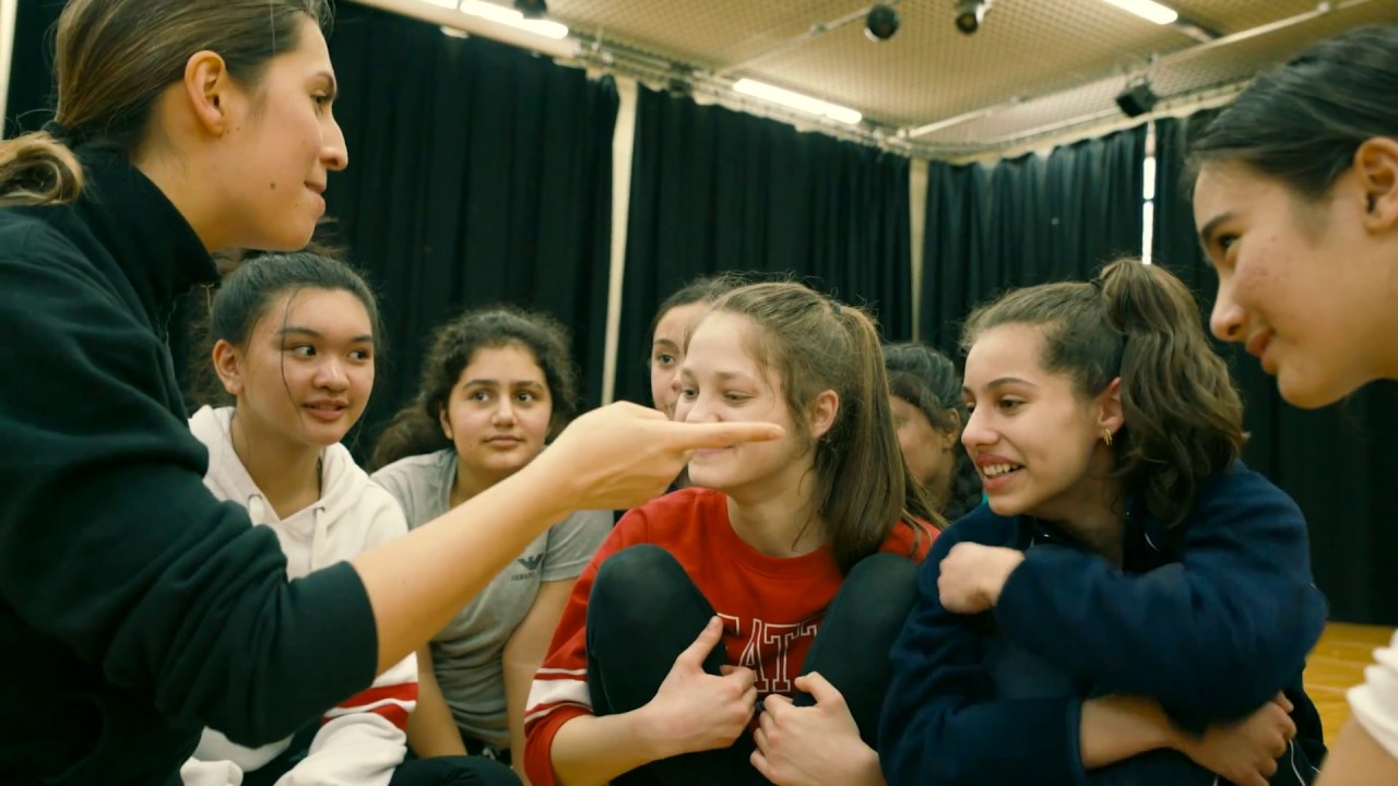 Dance Journeys 2018: Copthall School | English National Ballet