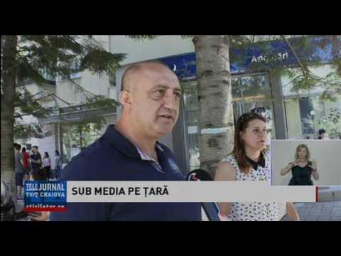 SUB MEDIA PE ŢARĂ