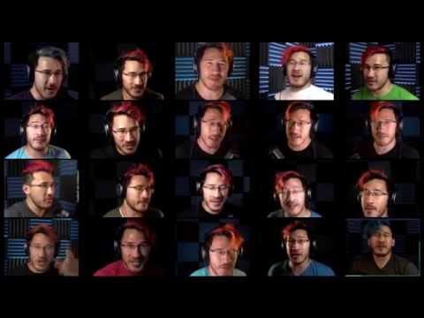 HELLO EVERYBODY MY NAME IS MARKIPLIER