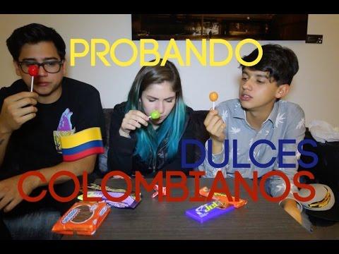 DULCES COLOMBIANOS (CON RAMIRO Y HAROLD AZUARA) - NATH CAMPOS