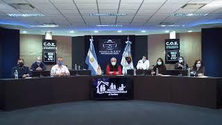 En vivo: Evacuarán por desinfección los hospitales Orias y Zegada