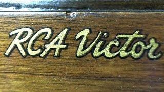 1939 RCA Victor Model T-64 Restore Part 9
