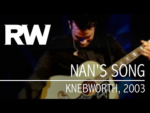 Robbie Williams | Nan's Song | Live At Knebworth 2003