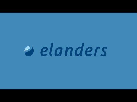 Elanders - web communication plan