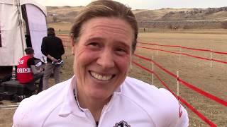 Katie Compton: Elite Women's National Champion - 2018 Reno Cyclocross Nationals