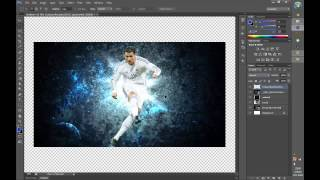 Cristiano Ronaldo Wallpaper *SpeedArt*