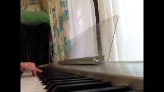 【弾いてみた】パッパパラパパラパッパを弾いてみた【わーきゃー】