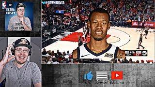 Rodney Hood Annihilates The San Antonio Spurs In His Portland Trailblazers Debut
