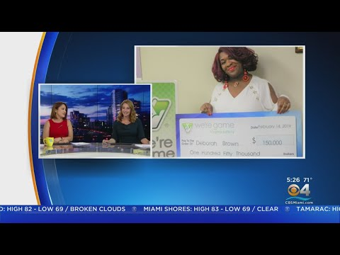 Trending: Woman Hits Lottery Win 30 Times In Single Drawing