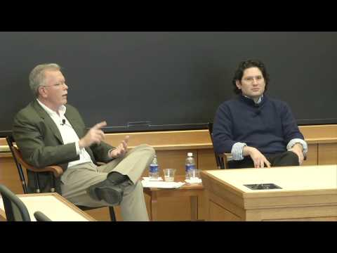 Reputation.com CEO Michael Fertik and General Counsel Christopher Sundermeier at HLS