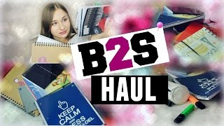 BACK2SCHOOL || HAUL