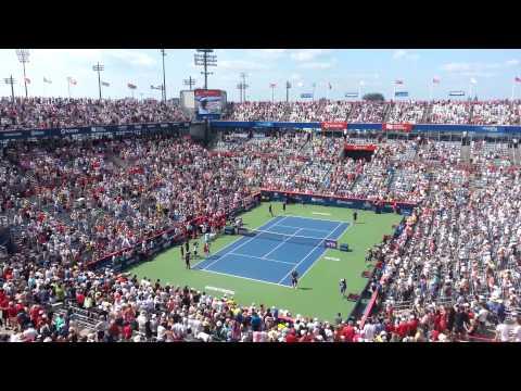 Venus Williams vs Serena Williams Rogers Cup 2014