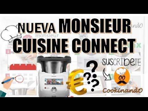 Contamos las novedades que traera la nueva monsieur for Monsieur cuisine plus vs thermomix