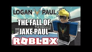 THE FALL OF JAKE PAUL! (ROBLOX) (CLEAN)