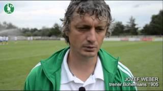 15.07.2012 Bohemians 1905 - FC FASTAV Zlín 0:3 (0:2), pozápasové rozhovory