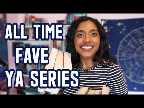 ALL TIME FAVE YA SERIES | 2019