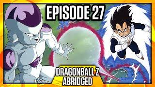 Video DragonBall Z Abridged: Episode 27 - TeamFourStar (TFS) download MP3, 3GP, MP4, WEBM, AVI, FLV Desember 2017