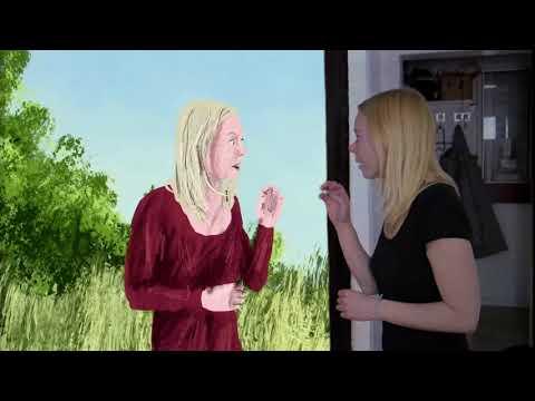 Line Bøgh - I Know A Place (Official Video)