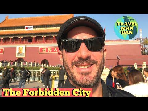 The Forbidden City- Beijing, China- Travel Man Dan
