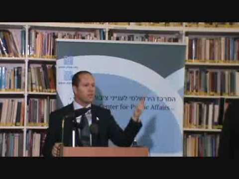 Jerusalem Mayor Nir Barkat On Illegal Building