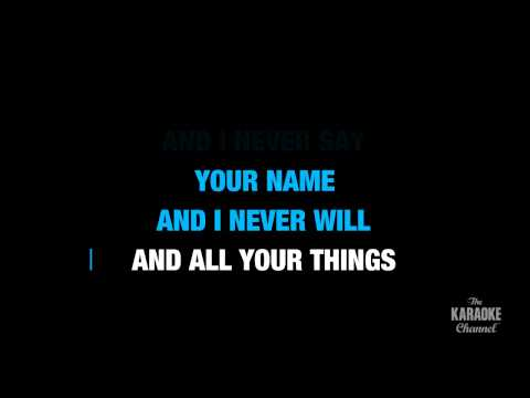 """Undo It in the Style of """"Carrie Underwood"""" karaoke video with lyrics (no lead vocal)"""
