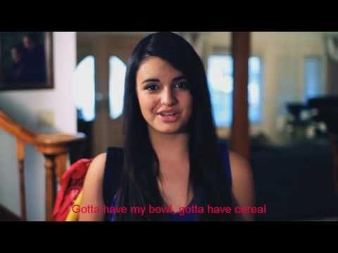 Rebecca Black - Friday Music Video HD (Lyrics)