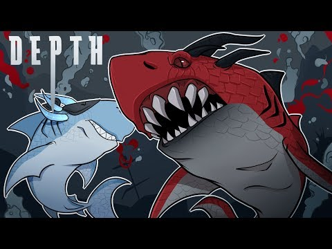 WANNA DIVE IN THESE WATERS? | Depth (w/ Ohmwrecker)