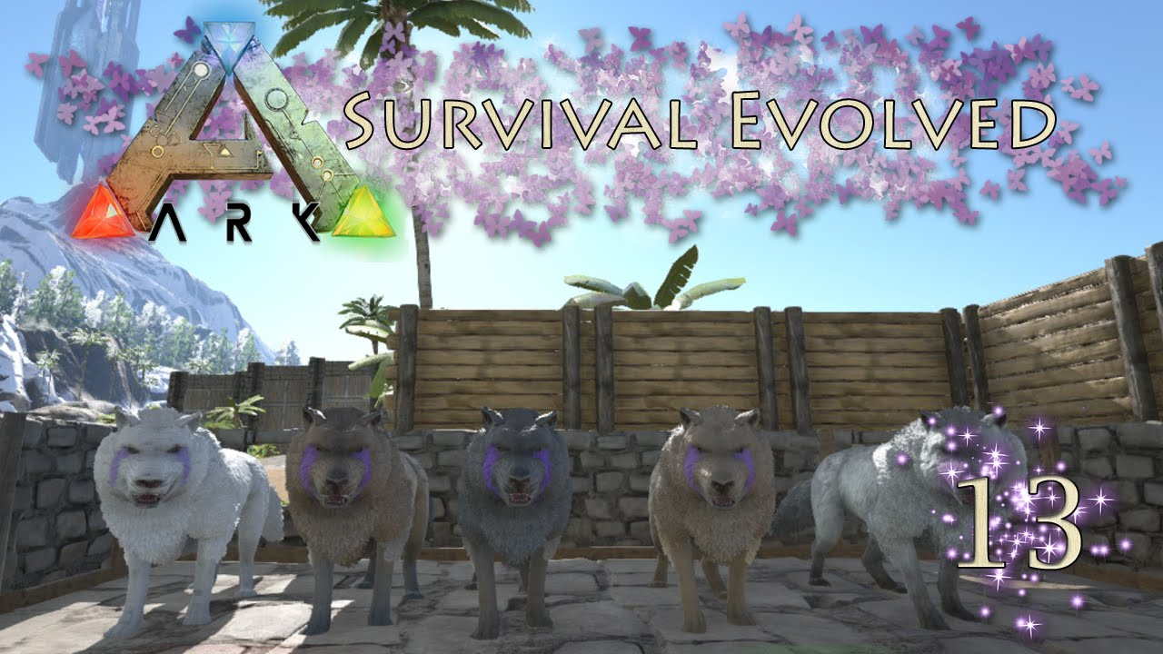ark survival how to grow crops