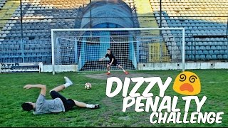 DIZZY PENALTY CHALLENGE! w/ Uros Lazarevic