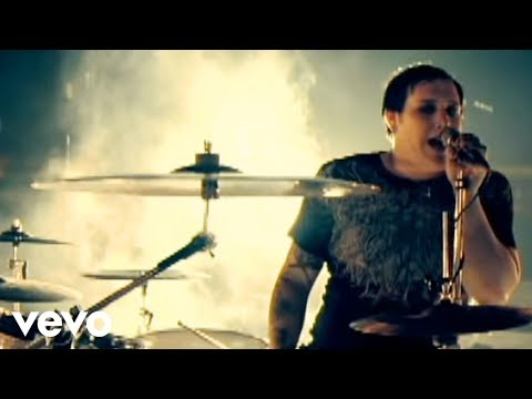 Atreyu - Ex's & Oh's (Official Video)