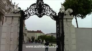 Австрия .Вена.Бельведер. Экскурсии в Вене от компании