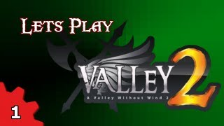Meroka Plays A Valley Without Wind 2 #1 - Re-Do!