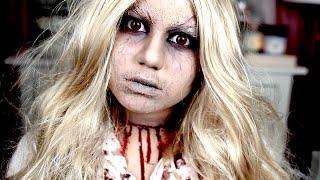 Dead School Girl - Halloween Tutorial