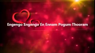 Ennulle ennulle - VALLI | Tamil Karaoke songs with lyrics