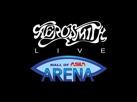 The Global Warming World Tour: AEROSMITH Live in Manila!