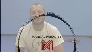 Martial Paradise Chest Workout Long-Range Bands