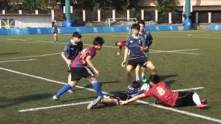 Publication Date: 2017-02-18 | Video Title: 20170218 B Grade Rugby Game 4