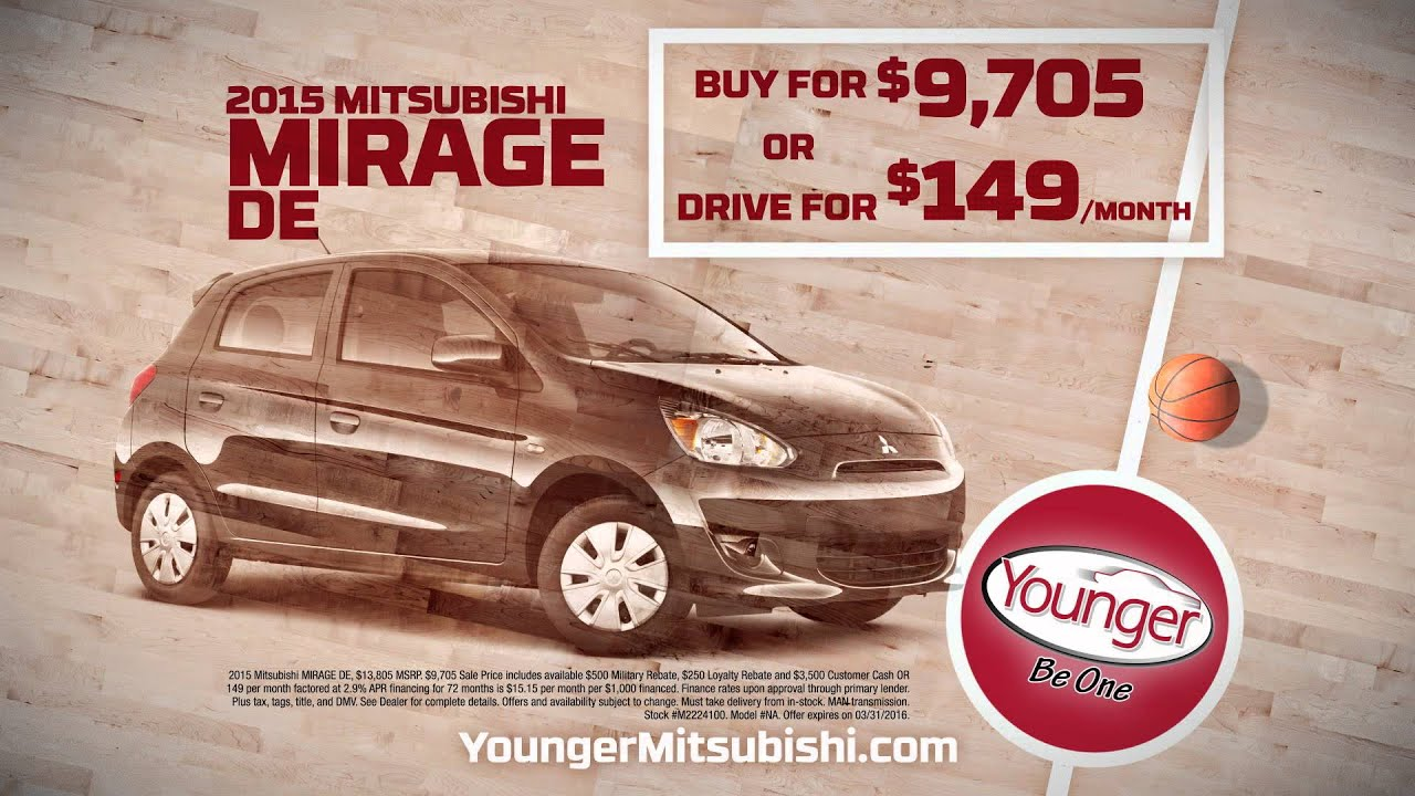 Be One Who Saves Thousands | Mitsubishi Purchase Special Deals ...