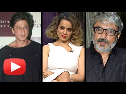 Shahrukh Khan REJECTS Kangana Ranaut For Sanjay Leela Bhasali Film | Koffee With Karan Season 5