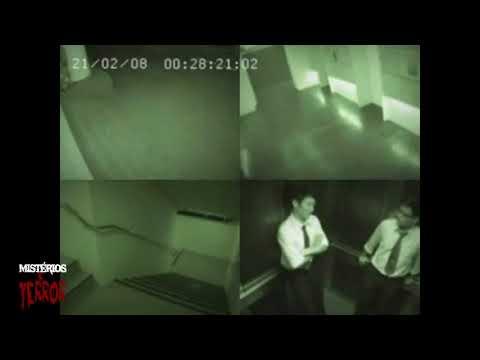 Encosto - Vídeo de Terror