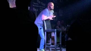 Super show Bendeac Prima data cu  o prostituata (stand up comedy)